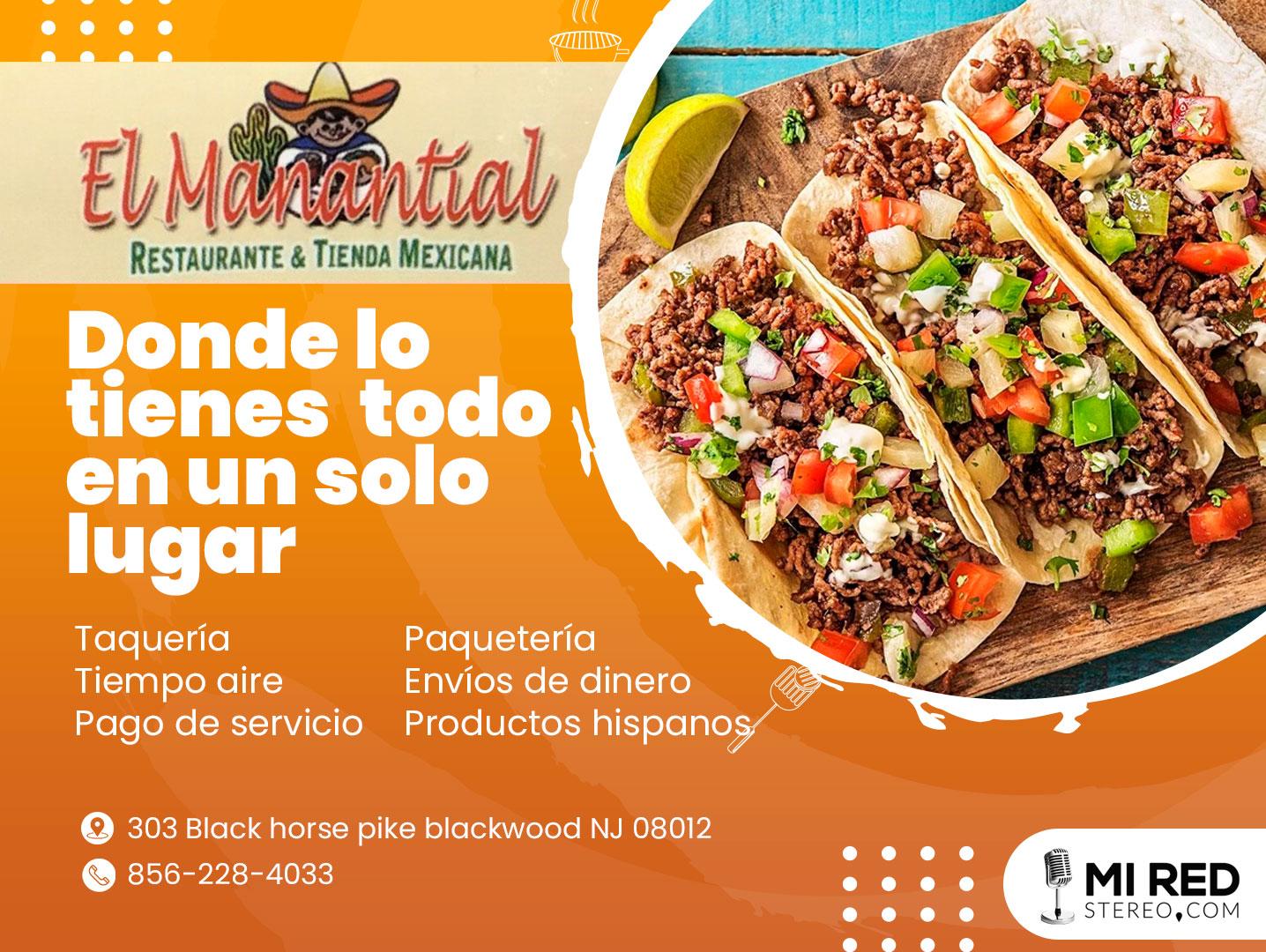 El Manantial Restaurante